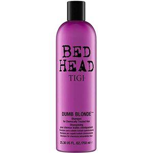 Tigi Bed Head by Tigi Dumb Blonde Shampoo for Damaged Blonde Hair, 750 ml