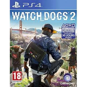 Ubisoft 300086136 Watch Dogs 2 PS4