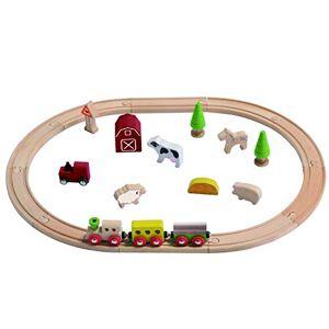 EverEarth Farm Train Set EE33590