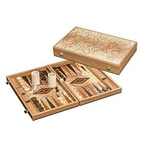 Philos 1820 Backgammon Marmana, Big, Multicolour