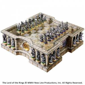 Noble Collection The Noble Collection Chess Set Lord of the Rings