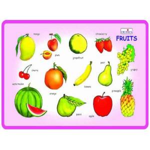 Creative Labs Educational Early Years Play and Learn Fruits