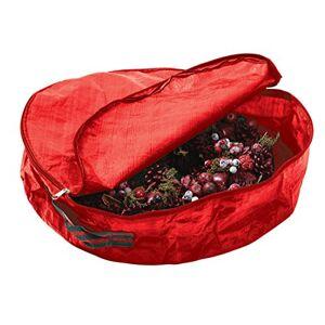 Worth Gardening by Garland Large Christmas Wreath Storage Bag