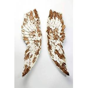 Kare Wall Decoration Antique Wings
