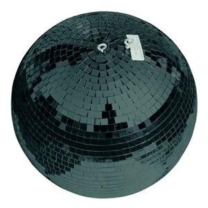 EuroLite Mirror Ball75cm Black 10mm