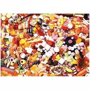 Traditional Sweets Postcard