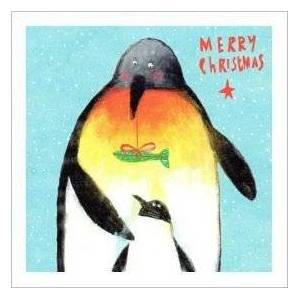 Help the Hospices Charity Christmas Cards - Surprise! (Pack of 5)