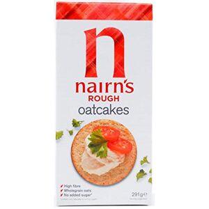 Nairn's Oatcakes (Rough Oatcakes 3 x 291g)