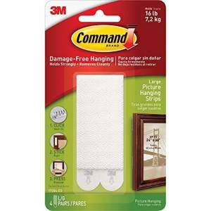 3M Command Picture Hanging Adhesive Strip