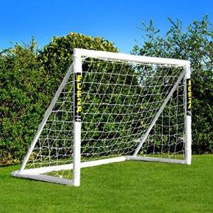 FORZA 6 x 4 Football Goal - The Only Goal That Can Be Left Outside In Any Weather (Goal Only)