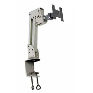 Table Mount LCD Arm, White