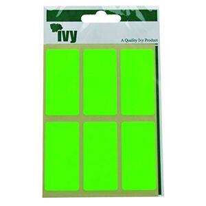 Green Labels 25x50mm 232340