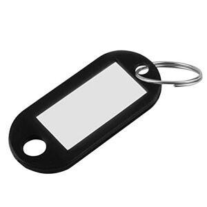 Tree-on-Life 1 Pcs Plastic Cool Key Ring Tags Key Ring ID Identity Tags Rack Name Card Label Shop Price