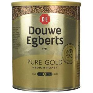 Douwe Egberts Pure Gold Continental Instant Coffee 750 g (Pack of 1)