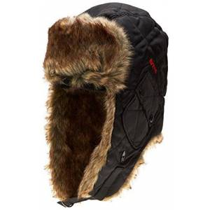 Ignite Ruby Trapper Adults' Hat Black black Size:One size