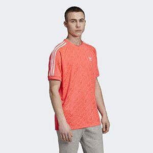 adidas Men's Mono Jersey, Flash Red, S