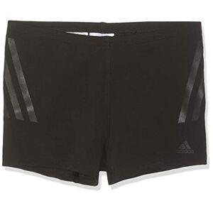 adidas Boys' Pro Bx 3S Y Swimsuit, Black/Carbon, Size 1516