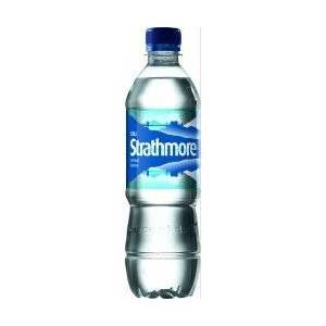Strathmore Still Water PET Water 500ml x 24