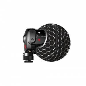 RØDE Microphones Rode SVMX Stereo Videomic X Broadcast-grade Stereo On-Camera Microphone, Cardiod