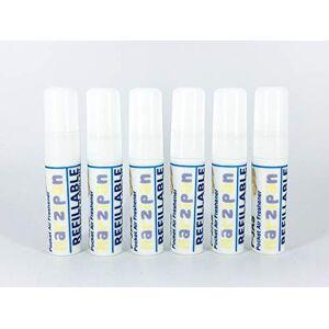F-JAS Pocket Air Freshener (Pack of 6, Marzipan)