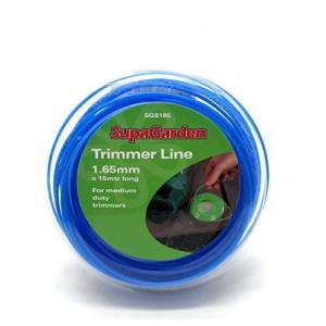 SupaGarden 15m Trimmer Line Thickness 1.65mm 382970
