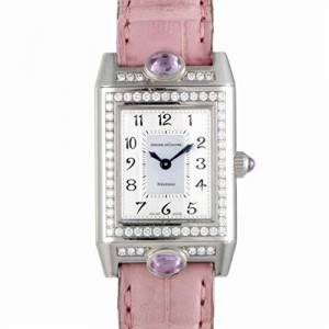 Jaeger LeCoultre Reverso Mechanical Hand Wind Female Watch Q2623402 (Certified Pre-Owned)