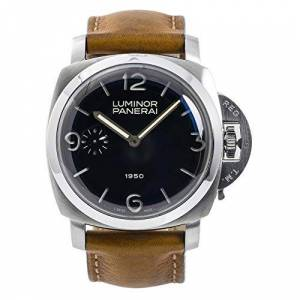 Panerai Luminor 1950 Mechanical Hand Wind Male Watch PAM00127 (Certified Pre-Owned)