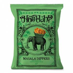 Howdah? Howdah Snacks - Masala Dippers 150g