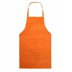 Cosanter Children Apron Cooking or Baking Apron with Pockets Great Gift for Kid Girl Boy Yellow