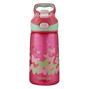 Contigo 2001144 Water Bottle, Plastic, Sprinkles Monarch Graphic
