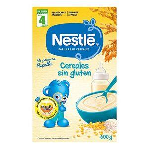 Nestlé NESTLE CEREALES SIN GLUTEN 600 G GDE