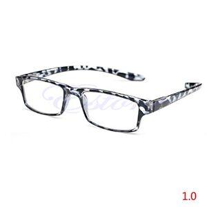 sayletre Men's Women's Anti Blue Light Reading Glasses Unisex Computer Glasses for Blocking UV Radiation +1.0 +1.5 +2.0 +2.5 +3.0 +3.5 +4.0