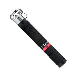 Zefal Z Cross Telescopic Aluminium Mini MTB Pump, 8 bar/116 psi, 182 g - X-Large, Black