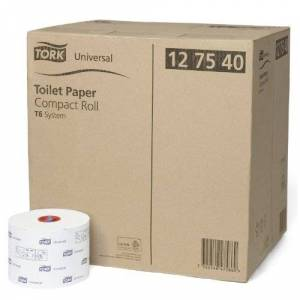 Tork Universal Compact Auto Shift Tissue Paper 1 ply - Pack of 27