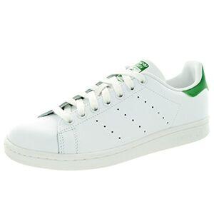 Adidas Stan Smith W, Womens Low-Top Sneakers, Off White (Ftwbla/ftwbla/verde), 6 UK (39 1/3 EU)