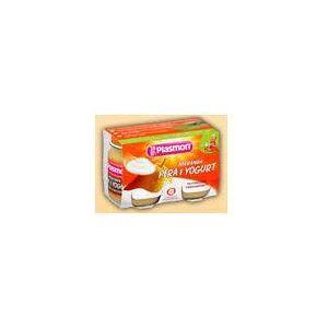 Plasmon Pear-Yogurt Meal Puree (2x120g)