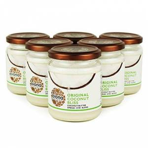 Biona Organic Coconut Bliss - Coconut Butter (Biona) 6x250g