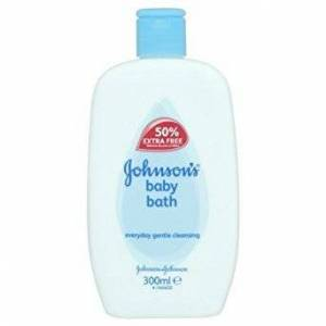 Johnson's Baby Bath 300ml - Pack of 6
