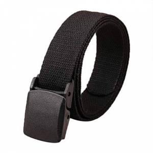 Zeside Solid Color Men'S And Women'S Casual Belt Durable And Easy To Adjust Sturdy And Versatile Casual Formal Belt Great For Jeans,Casual,Cowboy & Work Wear