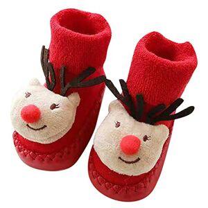 COOKDATE-baby sock HOT!!! Baby Boy Girl Socks Cotton Children Floor Socks Anti-Slip Baby Step Socks (E, 6-12 Months)