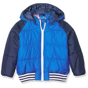 adidas Unisex kids INF PA BOY JKT Jacket, Multicolor (Shock Blue/Mineral Blue), 6-9 Months (74)