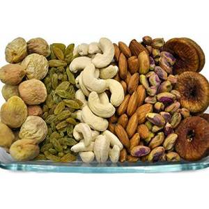 Leeve Dry Fruit Leeve Mixed Whole Dry Fruits, Mix Dry Fruits and Nuts - 200 GMS