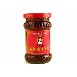 Lao Gan Ma Crispy Chilli in Oil, 210 g