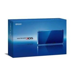 Nintendo 3DS Aqua Blue Console Brand New Original UK Model