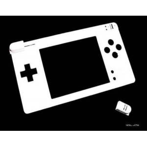 Consoles and Gadgets Nintendo DSL Lite White Replacement Hinge & Hinge Plate Kit