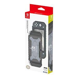 Gamersheek Nintendo Switch Lite Hybrid System Armor (Gray) by HORI - Officially Licensed by Nintendo