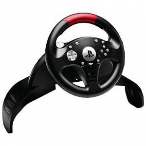 Thrustmaster T60 Racing Wheel (PS3/PC DVD)