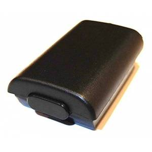 Black Box Battery GAMERS GEAR XBOX 360 WIRELESS BLACK CONTROLLER REPLACEMENT BATTERY BOX