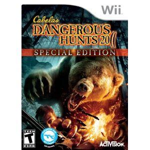Activision Classics Cabela's Dangerous Hunts 11 Se / Game