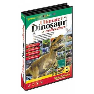 Greenstreet Ultimate Dinosaur Collection